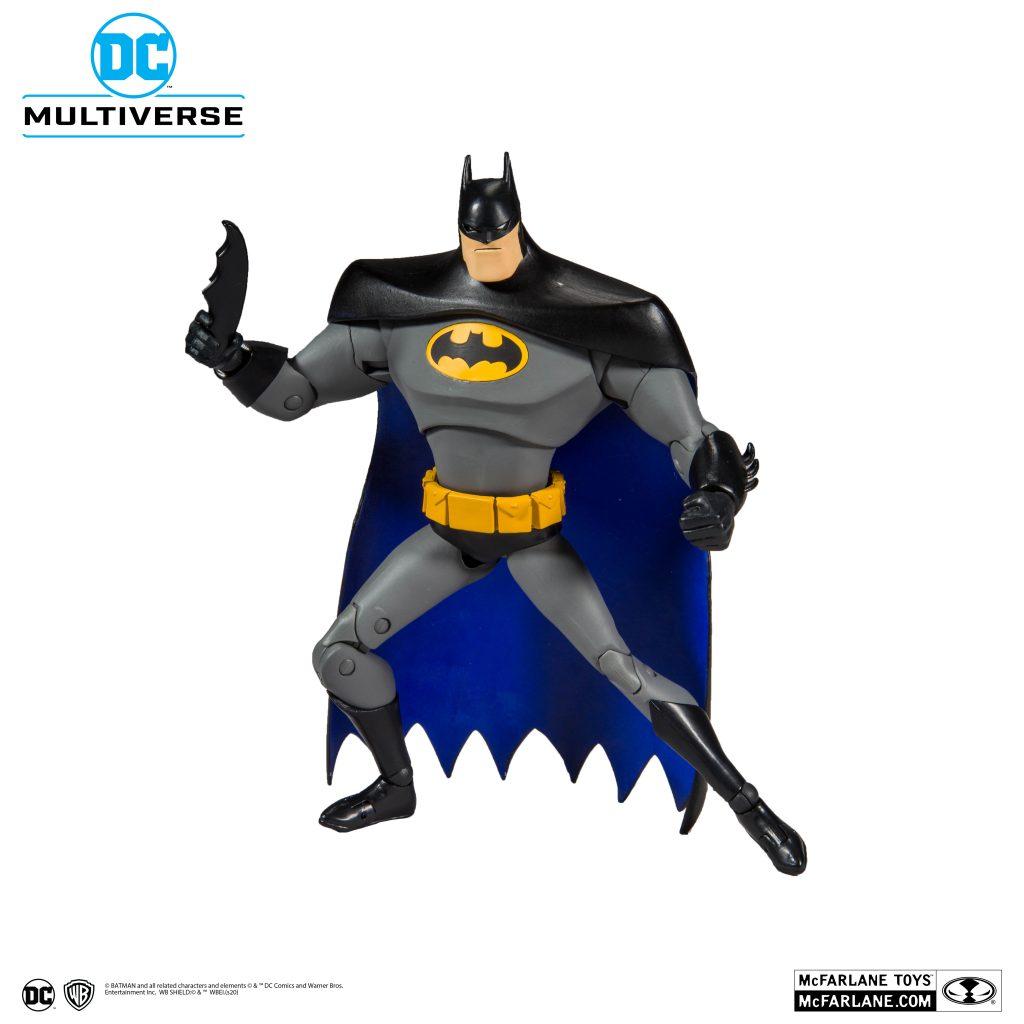 Bandai, Bandai México, bandai colecctors, McFarlane, DC Multiverse, DC Comics, DC multiverso, DC, figuras DC, Figuras dc multiverse, figuras dc comics, figuras mcfarlane dc, figuras mcfarlane dc comics, figuras de colección dc, figuras coleccionables dc, universo dc, multiverso dc, batman version animada