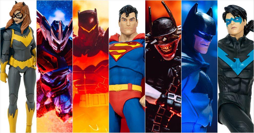 Bandai, Bandai México, bandai colecctors, McFarlane, DC Multiverse, DC Comics, DC multiverso, DC, figuras DC, Figuras dc multiverse, figuras dc comics, figuras mcfarlane dc, figuras mcfarlane dc comics, figuras de colección dc, figuras coleccionables dc, universo dc, multiverso dc, batman, Superman, hellbat, Superman unchained, batman que rie, batman who laughs, batman comic, batman animado, batman versión comic, batimovil, coleccionista dc, collector, personajes de dc