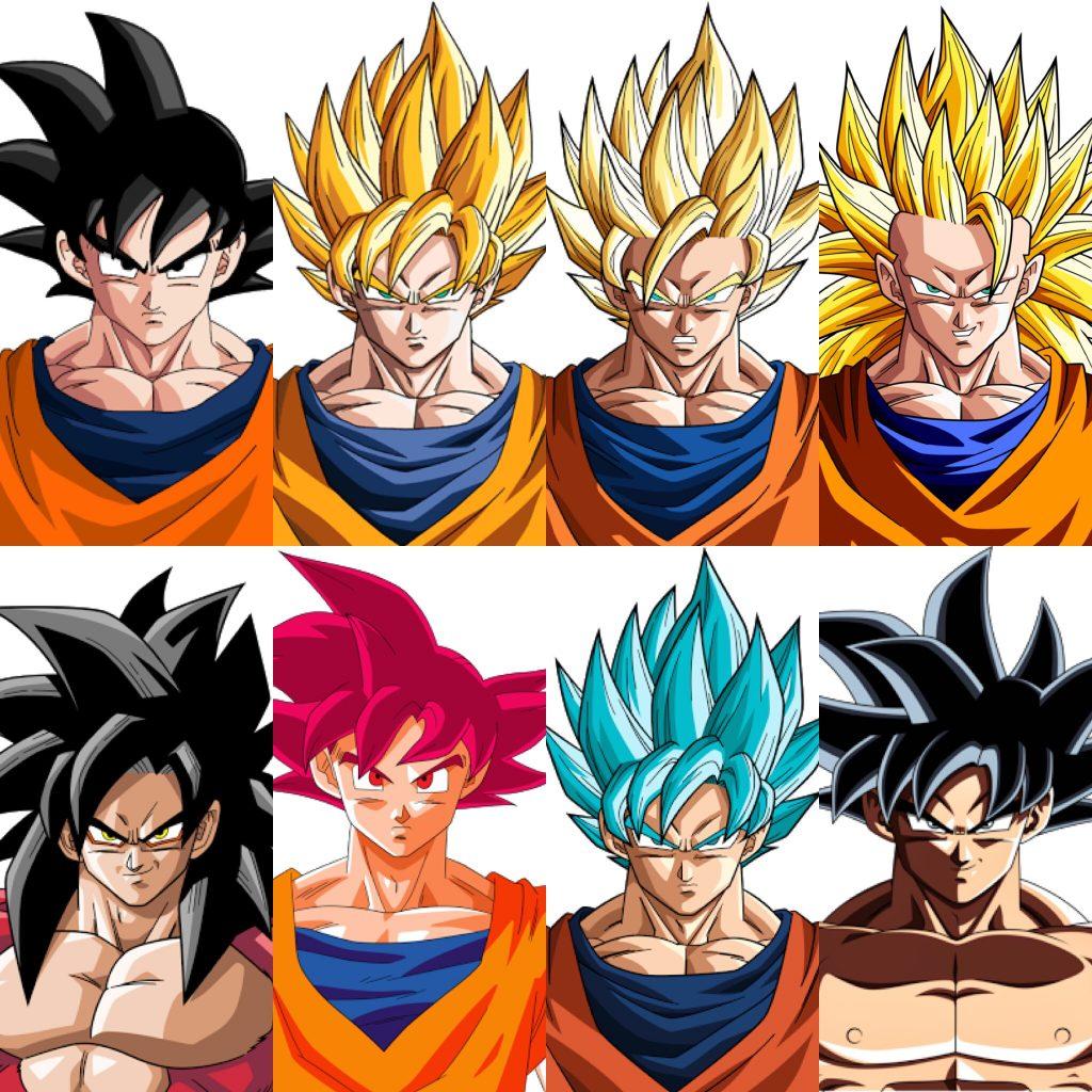 A pesar de cumplir 35 años del estreno de la saga, hoy en día Goku se mantiene vigente