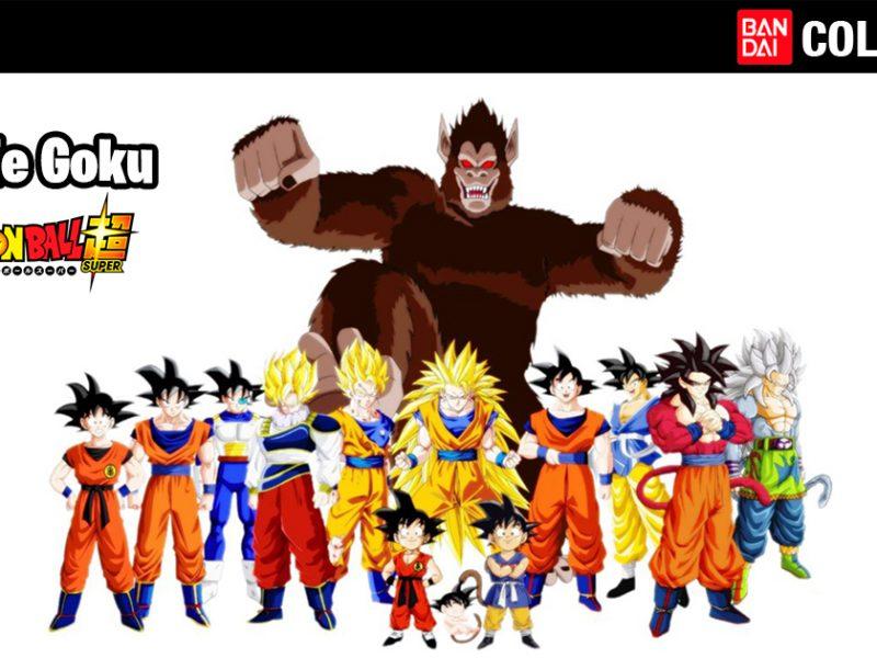 Goku ¿Sabías que en Japón lo celebran el 9 de mayo?