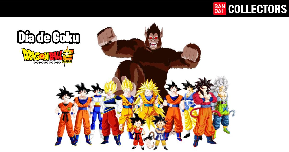 Bandai, Bandai México, Bandai Collectors, Dragon Ball, Dragon Ball Z, Kakaroto, Super saiyan, Saiyajin, Saiyan, Banpresto, 9 de mayo, ssj, ssj2, ssj3, super saiyan god, Son goku, Goku, Día de Goku,