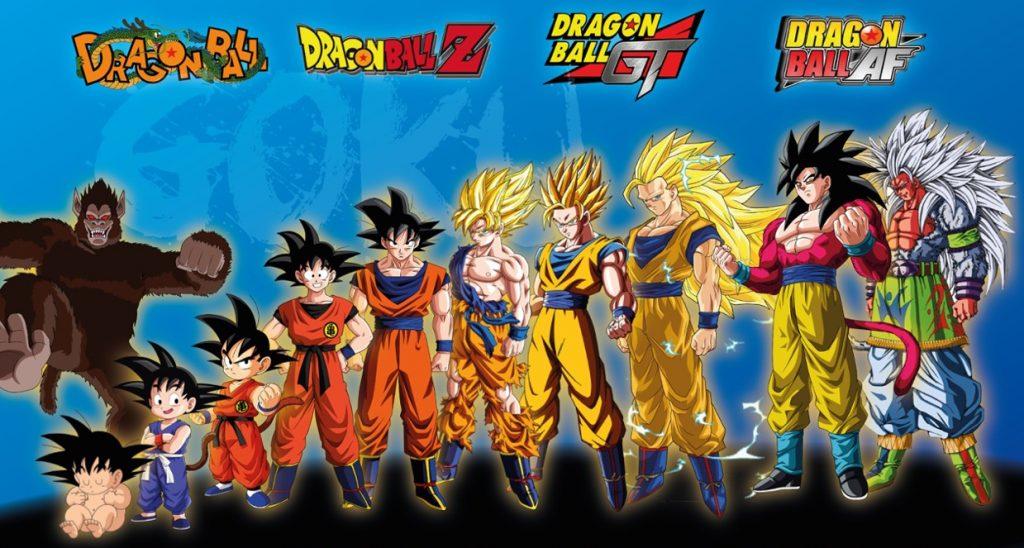 Es así como celebraremos el Dia de Goku