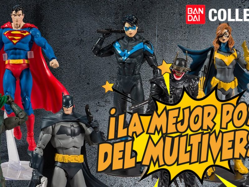"""Concurso – Personajes de DC """"La mejor pose del Multiverso"""""""