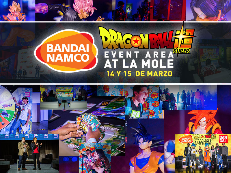 Así se vivió el Dragon Ball Experience