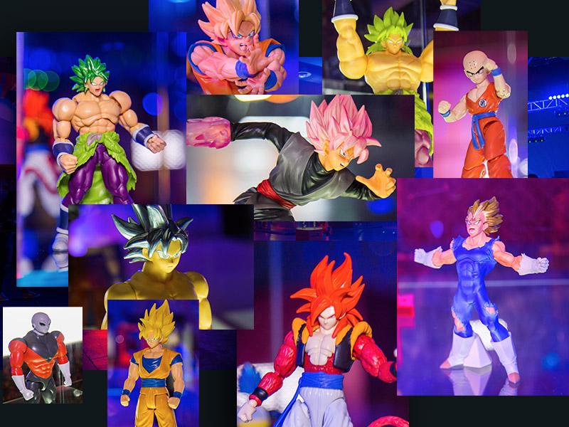 Dragon Ball Experience, Bandai, Bandai México, Bandai Collectors, Dragon Ball,Dragon Ball Experience, Dragon Ball en La Mole, Lamole dragón ball, La Mole evento dragón ball Dragon Ball Z, Kakaroto, Super saiyan, Saiyajin, Saiyan, Banpresto, 9 de mayo, super saiyan god,
