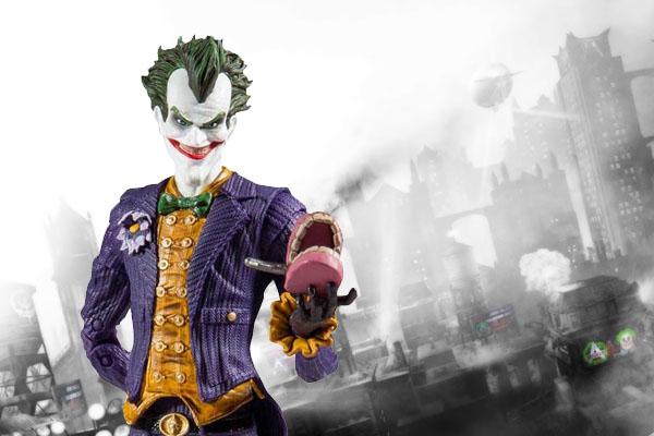 Bandai, Bandai México, Bandai Collectors, McFarlane, Mcfarlane toys, DC multiverse DC Multiverse Mcfarlane, DC Comics Mcfarlane, DC comics, Liga de la Justicia, Justice league, DC, Joker, Joker Arkham Asylum, Joker figura, figura joker coleccionable, coleccionable joker, el guason, guason, Figura de colección joker, Artículos joker, joker Arkam Asilum, el joker