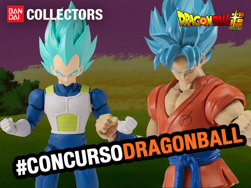 Personajes de Dragon Ball – Concurso
