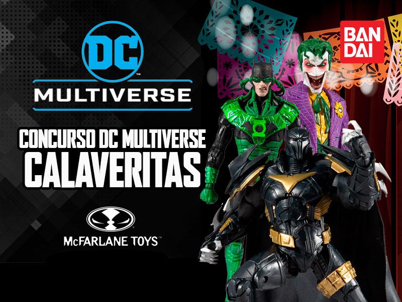 Concurso DC Multiverse – Calaveritas Literarias Generacionales