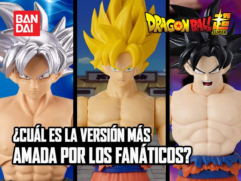 Goku ¿Cuál es la versión más amada por los fanáticos?