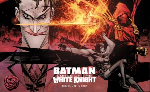 Batman white Knight, batman white knight, figuras batman white knight, batman white knight mcfarlane, batman white knight mcfarlane dc, colección batman white knight, figuras articualdas batman white knight, batman curse of the white knight