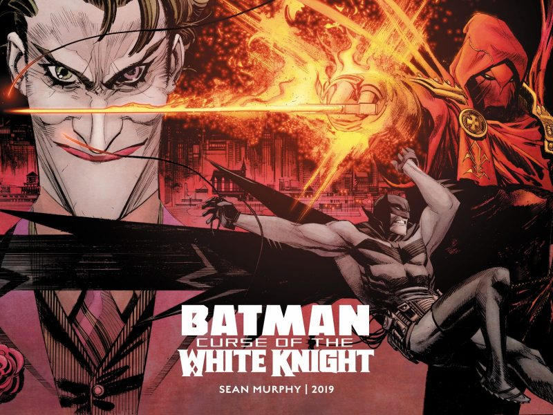Batman White Knight: De la mente de Sean Murphy a tu exhibidor