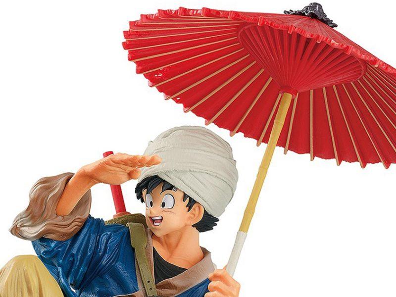 3 figuras de Goku solo para verdaderos fans