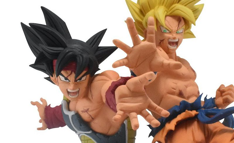 Padre e hijo: la venganza de Bardock – Drawn By Toyotaro