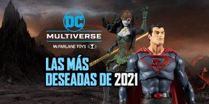 Mcfarlane, dc multiverse, mcfarlane dc, dc comics, figuras dc, figuras mcfarlane, figuras dc multiverse, dc multiverse 2021, mcfarlane toys dc, figuras mcfarlane toys, todd mcfarlane, colección mcfarlane dc, linea mcfarlane dc,