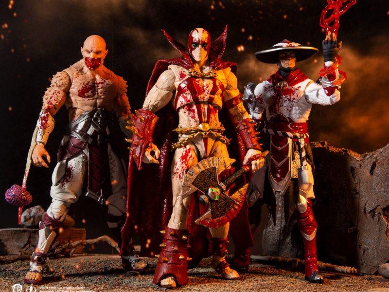 Las figuras más perturbadoras de Mortal Kombat
