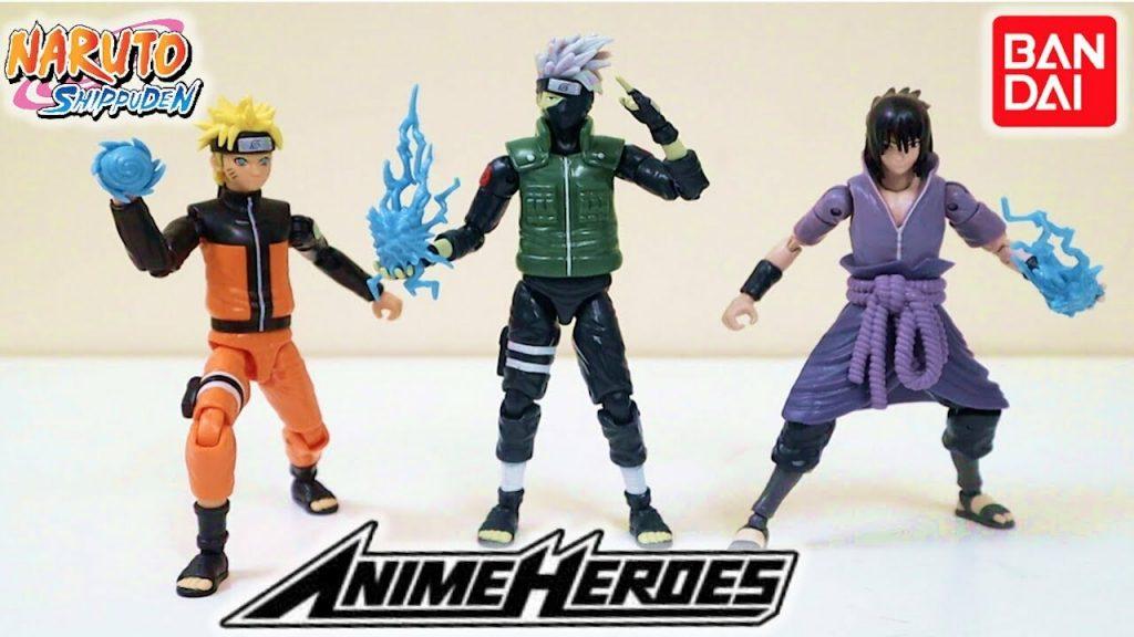 datos curiosos naruto, Naruto, naruto shippuden, figuras de naruto, figuras shippuden, anime heroes naruto, figuras anime heroes, figura sasuke, figura kakashi, figura hatake kakashi,