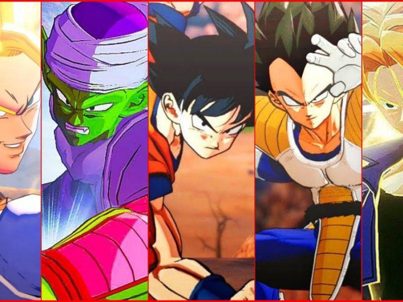 Dragon Ball: los 7 personajes más populares en internet