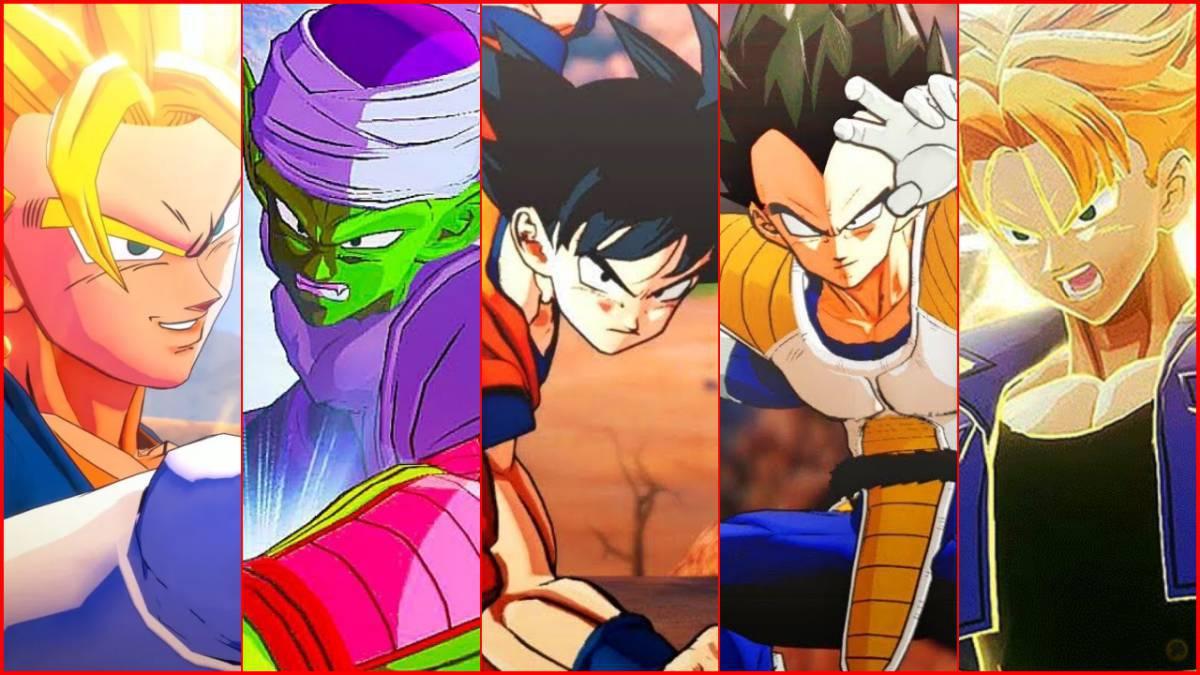 personajes más populares, personajes más populares de dragon ball, mejores personajes de Dragon Ball, Dragon Ball ranking, figuras de dragon ball, banpresto dragon ball,